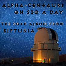 ALPHA-CENTAURI ON $20 A DAY