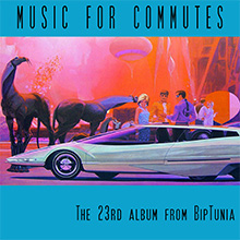 MUSIC FOR COMMUTES