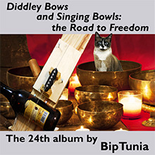 DIDDLEY BOWS AND SINGING BOWLS: THE ROAD TO FREEDOM