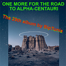 ONE MORE FOR THE ROAD TO ALPHA-CENTAURI
