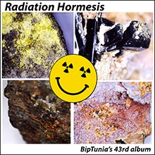 RADIATION HORMESIS album cover and listen link