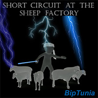 Download BipTunia's 4th album Short Circuit at the Sheep Factory