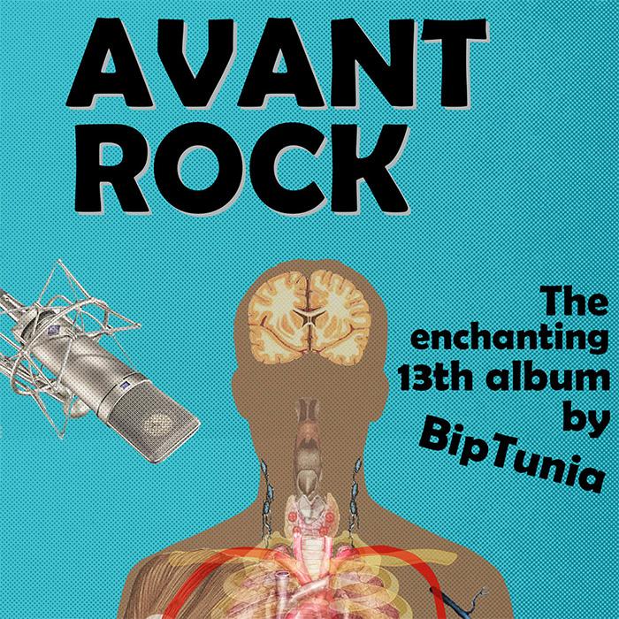 """Song player for BipTunia's 13th album, """"AVANT ROCK"""" – BipTunia"""